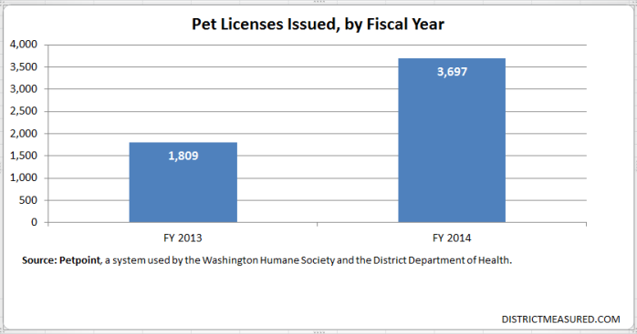 Pet License Data